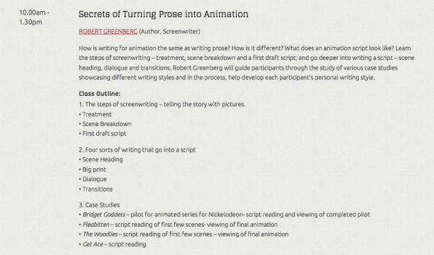 AFCC - Animation