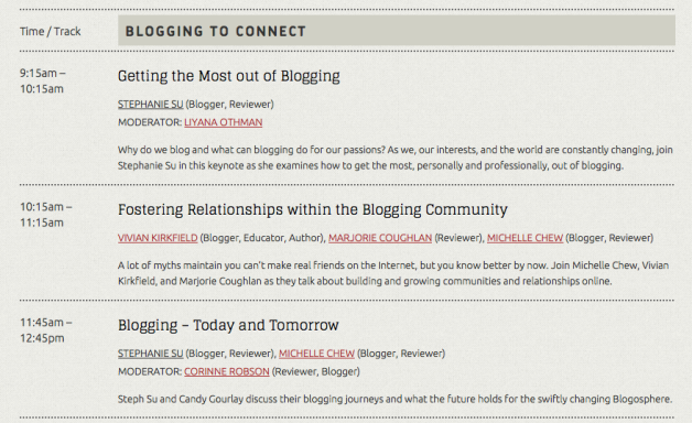 AFCC - Blogging To Connect