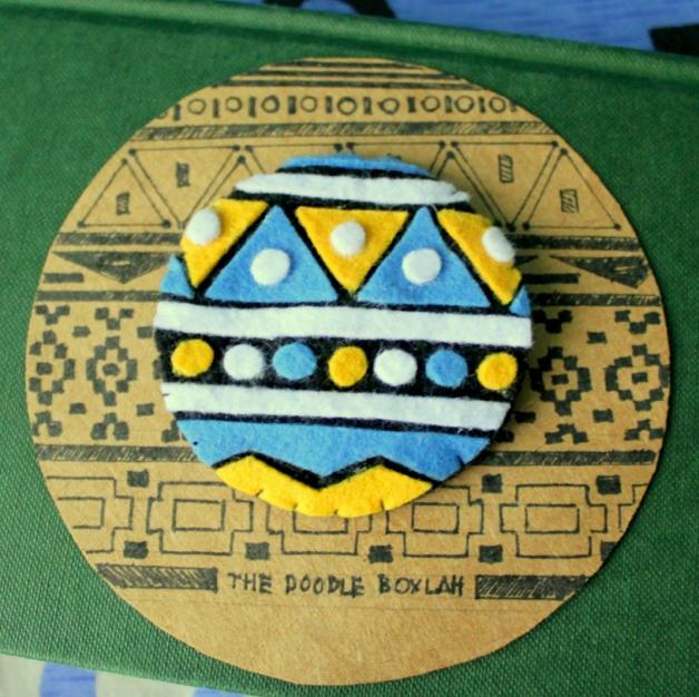 Rasyid - Aztec Pin
