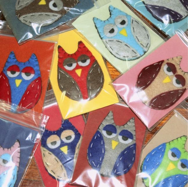 Rasyid - Felt Owls