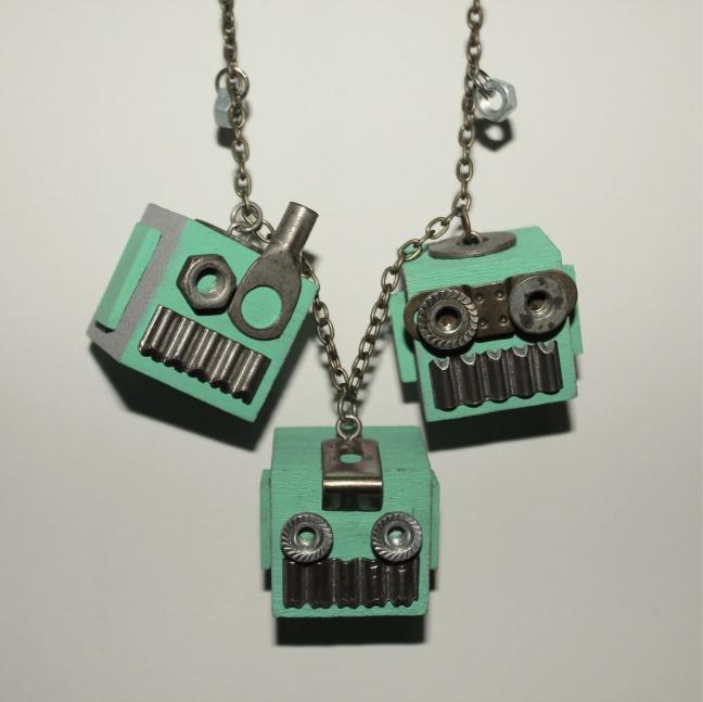 Rasyid - Robots