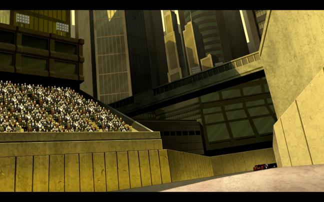 DKR opening scenes